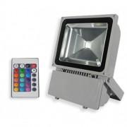 Proiector LED 100W Clasic RGB