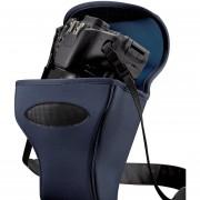 FUNDA CASE LOGIC P/CAMARA SLR SHC-101 BLUE