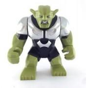 Lego Marvel Super Heroes Green Goblin minifigure & Glider