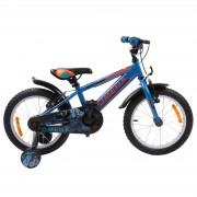 Bicicleta copii Omega Master 20 albastru 2018