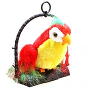 Jumbo Talk Talking Back Parrot Bird Kids Toy 81