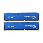 MEMORIE DDR3 8GB PC-12800 1600MHZ CL10 (KIT 2X4GB) FURY B