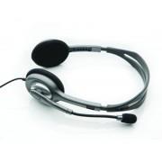 Logitech Auriculares con microfono logitech headset h110