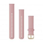 Garmin Correas de desmontaje rápido Garmin (18 mm) - Rosa/Dorado