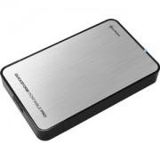 Rack extern HDD Sharkoon QuickStore Portable Pro USB3.0 Silver