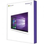 Microsoft Windows Professional 10 64Bit English Intl 1pk DSP OEI DVD