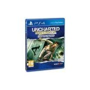 Uncharted Drakes Fortune Remastered - Ps4