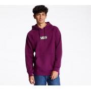 Vans Versa Standard Hoodie Dark Purple