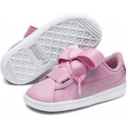 Puma Vikky Ribbon Satin AC INF Sneaker, Pink 27