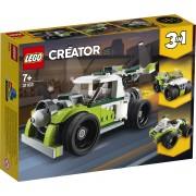Lego Creator (31103). Razzo-bolide