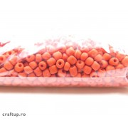 Mărgele nisip mate, opace (pungă 500g)