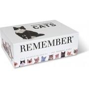 Remember Gra pamięciowa Memory 44 pary koty