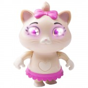 44 de pisici figurina Pilou 15 cm cu lumini si melodii