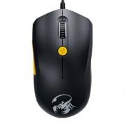 Myš GENIUS M6-600, USB black-orange