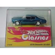 Hot Wheels American Classics 1/43 1970 Chevelle SS 454 Die cast Car