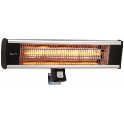 Incalzitor electric cu raze infrarosii CALORE CL18CW, de Perete, fara Telecomanda, putere calorica 2kW, alimentare 230V