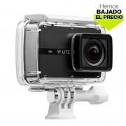 YI Lite Action Camera Preto + Caixa Estanque Submergível