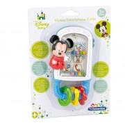 Jucarie zornaitoare pentru bebelusi Mickey Mouse, Baby Clementoni