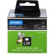 Dymo S0722440 - 99015 Etiquetas, 70 x 54mm, blanco, 1x320 Uds