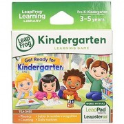 LeapFrog Learning Game: Get Ready for Kindergarten (for LeapPad Ultra LeapPad1 LeapPad2 Leapster Explorer LeapsterGS Explorer)