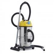 Reinraum 3-in-1 Aspirador Seco/Molhado Aspirador de Cinzas 1800W Aço Inox