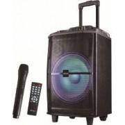 Boxa portabila Blutooth AKAI ABTS-H12L 40W Karaoke USB FM radio