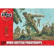 Airfix British Paratroops WWII - figurki w skali 1:72 - Airfix A01723