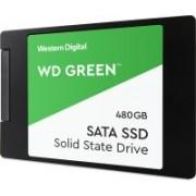Western Digital GREEN 480 GB Desktop Internal Solid State Drive (WDS480G2G0A)