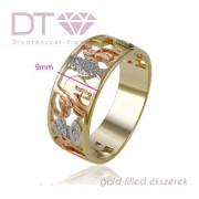 DT tricolor gyűrű 1137