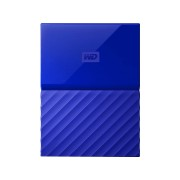 WESTERN DIGITAL Externe harde schijf My Passport 4 TB Blauw (WDBYFT0040BBL-WESN)