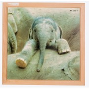 Słoniątko – puzzle 49 elementów