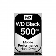 WD Black Mobile 500GB WD5000LPLX