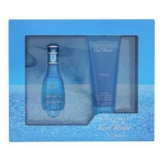 Davidoff Cool Water Woman Presentask - Eau de Toilette 30ml + Shower Gel 75ml