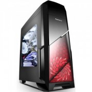 Carcasa Segotep Sprint Black SPCC Steel ATX Mid Tower without PSU