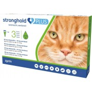 Stronghold plus 60mg 5-10kg x 3 pipete