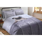 Sadaqat Global Limited T/A Five Minutes More £8.99 (from Five Minutes More) for a single pug bedding set, £12.99 for a double or £14.99 for a king!
