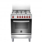 La Germania Prm664ext Cucina 60x60 4 Fuochi A Gas Forno Elettrico 56 L Classe A