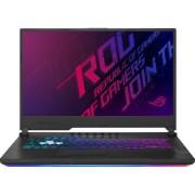 Laptop Gaming ASUS ROG G731GT-AU004 cu procesor Intel Core i7-9750H pana la 4.50 GHz, Coffee Lake, 17.3 , Full HD IPS, 8GB, 512GB SSD M.2, NVIDIA GeForce GTX 1650 4GB, Free DOS, Black