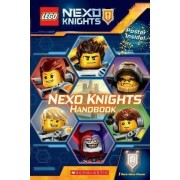 Nexo Knights Handbook (Lego Nexo Knights) by Tracey West