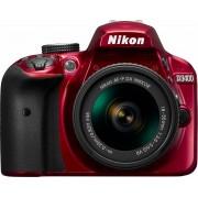 Nikon D3400 Kit AF-P 18-55 VR spiegelreflexcamera, AF-P 18-55 VR zoom, 24,2 megapixel