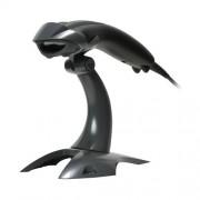 Баркод скенер Honeywell Voyager 1400g четец, 2D, USB, стойка, черен