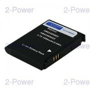 2-Power Mobiltelefon Batteri Samsung 3.7v 1500mAh (AB653850EZ)