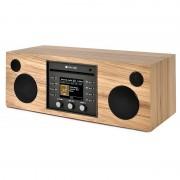 Sistema Completo Stereo Hi-Fi CD - DAB+ - FM - Bluetooth Wireless Como Audio MUSICA