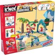 K NEX New Super Mario Bros 2 Beach Building Set 38624