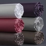 La Redoute Interieurs Lençol-capa em cetim de algodão