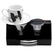 Set 2 Cani Star Wars Imperial Domination Espresso Cups