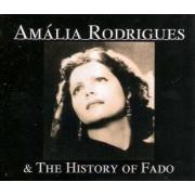 Amalia Rodrigues - The History of Fado (0076119510211) (5 CD)