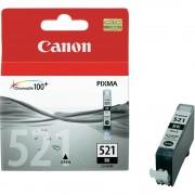 Мастилена касета CLI-521BK /521/ - Black ( CLI-521BK ) (Зареждане на 2933B001AA)