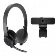 Set Zone Wireless Headset & C925e Webcam