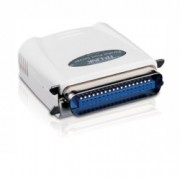 TP-Link TL-PS110P Single Parallel Port Fast Ethernet Принт Сървър